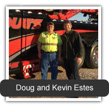Doug and Kevin Estes
